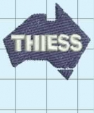 Client Embroidery - THIESS