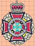 Client Embroidery - Queensland Ambulance
